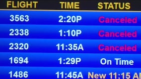 Southwest cancellations causes issues for those flying out of Austin