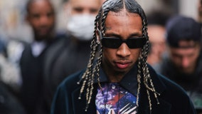 Rapper Tyga arrested in LA; accused of abusing ex-girlfriend