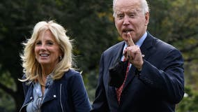 Jill Biden reconnects with her South Carolina church, opens up about faith
