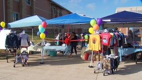 Leander ISD PTA opens South Clothes Closet at Four Points MS