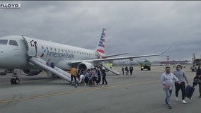 Passenger not charged after flight makes emergency landing at LaGuardia Airport