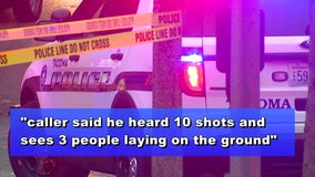 Tacoma shooting: 4 people killed, police searching for suspect