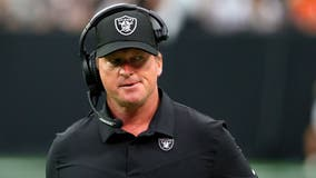 Gruden resigns as Raiders coach over offensive emails