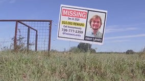Search for missing Texas State student Jason Landry continues near Luling