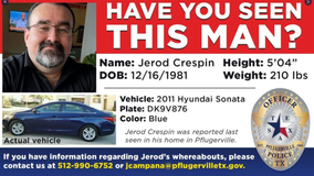 Search for missing 39-year-old man from Pflugerville