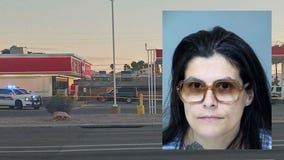 Woman arrested after shooting alleged shoplifter at Circle K in north Phoenix