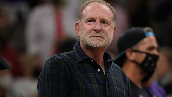 Phoenix Suns owner Robert Sarver denies allegations of historical racism, sexism
