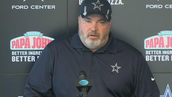 Cowboys coaches optimistic Prescott will play vs. Minnesota
