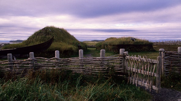 Vikings were in North America 1,000 years ago, study finds
