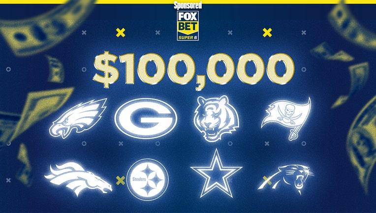 FOX Bet Super 6 NFL Week 5 Picks