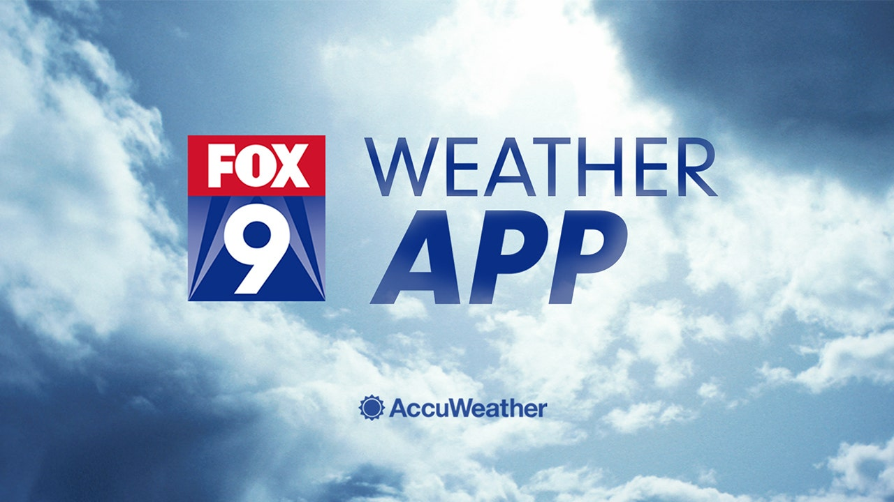 Download the FOX 9 Weather App!