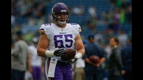 Vikings offensive lineman Pat Elflein out at least 3 games after being placed on IR