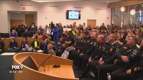 Debate continues over Forest Lake police contract