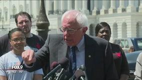 Bernie Sanders, progressives unveil bill to cancel student debt