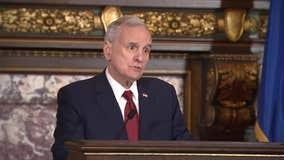 Minnesota governor urges GOP to drop tax reform plan