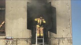 Senator Klobuchar backs the proposed Firefighter Cancer Registry