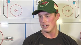 Eden Prairie native to make NHL debut with Minnesota Wild