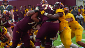 'Back like I never left': Daniel Fa'alele announces return to Gophers