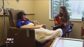 Minnesota cancer survivor shares journey through music