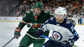 Minnesota Wild signs forward Marcus Foligno to 3-year extension