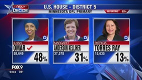 Ilhan Omar wins Democratic Primary