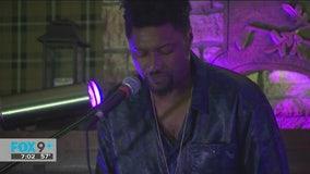 Group hosts benefit concert for former Prince band mate
