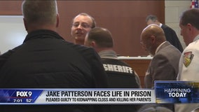 Jake Patterson to be sentenced