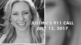 Justine Damond's 911 call before fatal shooting
