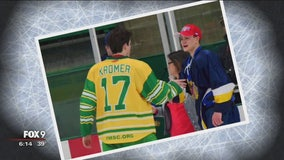 MN Nice: Sportsmanship shines in defeat at hockey championship