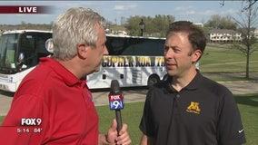 Gophers Minnesota road trip: Coach Richard Pitino