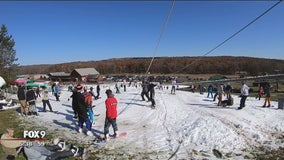 Wild Mountain first to open ski hill