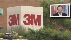 3M CEO resigns from Trump manufacturing council