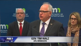 Minnesota Governor Tim Walz on proposed Gas Tax