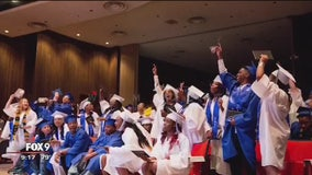 Students create graduation song for Minneapolis Public Schools