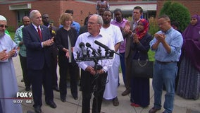 State and national leaders denounce bombing of Minnesota mosque