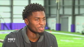 1 on 1 with Laquon Treadwell of the Minnesota Vikings