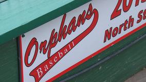 FOX 9 Town Ball Tour: Why is Howard Lake's town ball team called the Orphans?