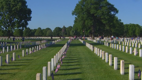 Virtual Memorial Day program to replace live events at State Veterans Cemeteries this year
