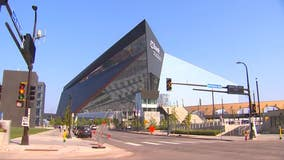 Panel work to begin on U.S. Bank Stadium