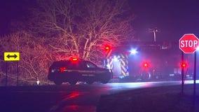Deadly overnight crash in Delano, MN