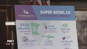 Report: Super Bowl brings over $370M to Minnesota