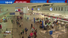 Changes at security checkpoint cause delays at MSP Airport
