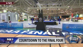 Countdown to the Final Four