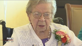 Oldest living Minnesotan turns 111
