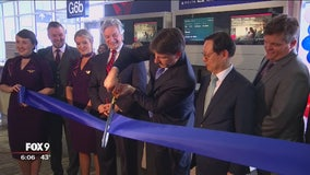 Delta launches non-stop flight from MSP to Seoul