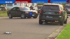 Man shoots, kills wife at Crystal home