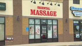 2 charged in prostitution ring at Waite Park massage parlor