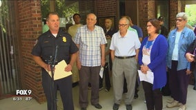 Community leaders denounce vandalism of Maplewood mosque
