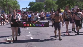 Pride limiting police participation in parade
