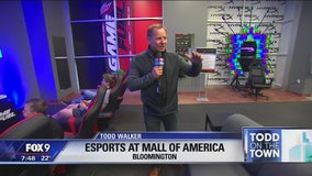 Esports at Mall of America